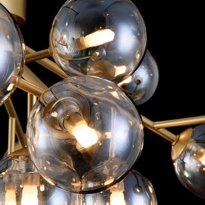 Lampă suspendată BOLLA CEILING GOLD LARGE