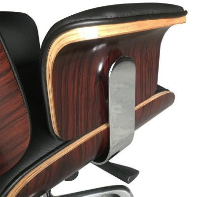 Scaun de birou premium LOUNGER ROSE WOOD