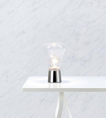 JARAK CHROME Lampă de masă
