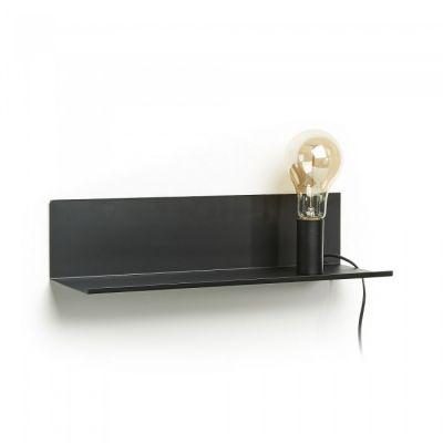 Lampă de perete MEKO BLACK