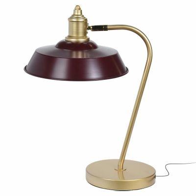 Lampă de masă OLD TIMES BORDO