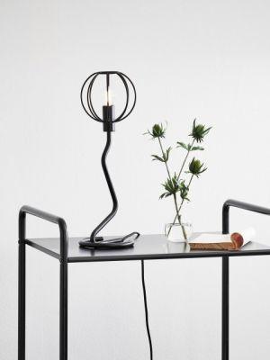 DENDER BLACK Lampă de masă