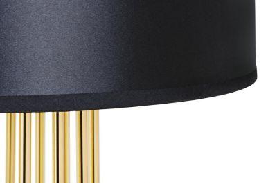 Lampă stativă OLME STRAIGHT Gold-Black