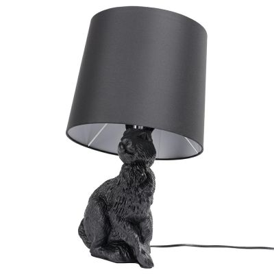 Lampă de masă RABBIT BLACK