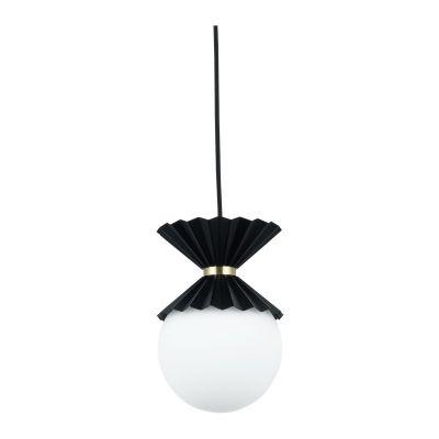 Lampă suspendată DORA BLACK