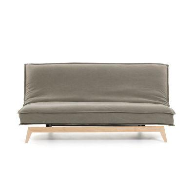 Canapea extensibilă LAMAN WOOD