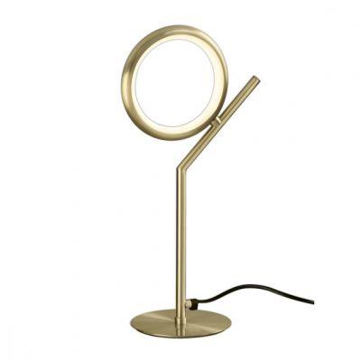 Lampă de masă OLIMPIA BRASS